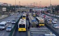 RAYLI SİSTEM - Sosyal mesafe korunamayınca... İstanbul'da acil önlemler alındı!