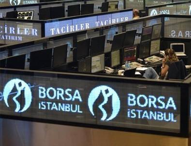 Borsa tarihinde ilk!