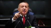 VEYSEL EROĞLU - Cumhurbaşkanı Erdoğan, Millet Bahçeleri'nin açılış töreninde konuştu
