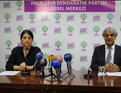 HDP'den CHP'ye çağrı