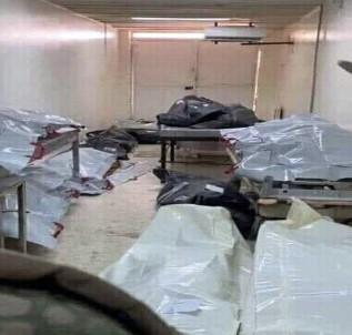 Libya'da sivil katliamı!