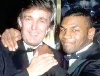 NEW YORK - Mike Tyson, Donald Trump'ı dövmeye kalktı