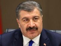 SOLUNUM CİHAZI - Sağlık Bakanı Koca ölümlerin yaş ortalamasını açıkladı!
