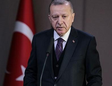 Başkan Erdoğan dünyaya mesaj verdi!