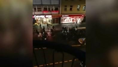 George Floyd protestoları Almanya'ya sıçradı!