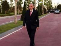 CUMHURBAŞKANLIĞI KÜLLİYESİ - Başkan Erdoğan'ın o paylaşımına beğeni yağdı!