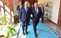 MECLİS BAŞKANLIĞI - Şentop ve Yıldırım için sürpriz iddia! Son söz Erdoğan'ın
