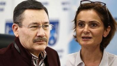 CHP'li Kaftancıoğlu olay tweetleri temizledi! Melih Gökçek'ten tokat gibi sözler...
