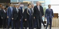 Başkan Erdoğan, AYM'nin yeni üyesi Basri Bağcı'nın yemin törenine katıldı