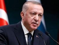 TOPLANTI - Cumhurbaşkanı yeni alınan kararları açıkladı!