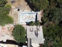 ÇEVRE VE ŞEHİRCİLİK BAKANLIĞI - Firari vatan haini Can Dündar'ın kaçak villasının yıkımında 6. güne girildi