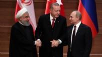 RECEP TAYYİP ERDOĞAN - Astana zirvesi sona erdi! Ortak bildiride 'Suriye'de toprak bütünlüğü' vurgusu