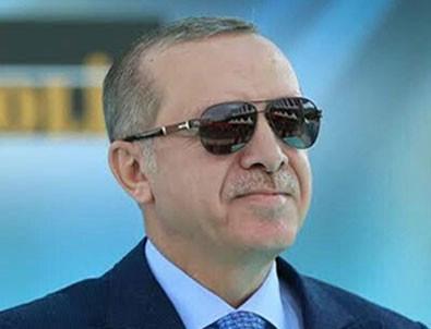 Başkan Erdoğan'dan anlamlı sözler!