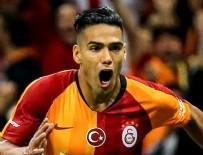 DUBAI - Falcao için Galatasaray'a sürpriz teklif!