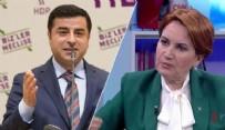 SELAHATTİN DEMİRTAŞ - İyi Parti'den Demirtaş'a destek