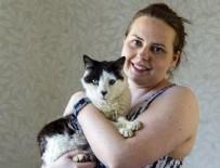 İNGILTERE - Kaybolan kedisine 12 yıl sonra kavuştu