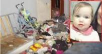 BEBEK - Annesinin evde yalnız bıraktığı 3 yaşındaki işte böyle can verdi...