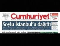 ANTALYA - Emniyet Genel Müdürlüğünden Cumhuriyet Gazetesi'nin o haberine yalanlama