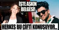 ŞARKICI - Güzel oyuncu Farah Zeynep Abdullah ile şarkıcı Reynmen yakalandı! İşte aşkın belgesi...