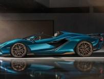İTALYAN - Lamborghini Sian Roadster tanıtıldı! Sadece 19 kişi bu özel otomobile sahip olacak