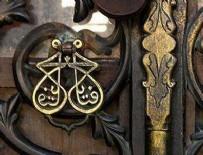 ALLAH - Ayasofya Cami'nin kapı tokmağındaki sır!