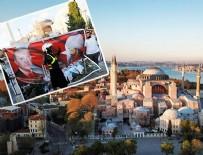 OSMANLı İMPARATORLUĞU - Ayasofya kararı Yunanistan'ı çıldırttı