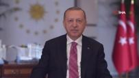 BAŞSAĞLIĞI - Erdoğan'dan Srebrenitsa soykırımı mesajı