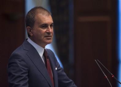 AK Parti Sözcüsü Ömer Çelik'ten 'Ayasofya' açıklaması