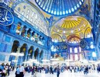 KÜLTÜR VE TURIZM BAKANLıĞı - Ayasofya Camisi'nde tarihi ve kültürel miras korunacak