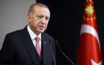 MÜSLÜMAN - Cumhurbaşkanı Erdoğan Ayasofya kararının açıklandığı gece ne yaptı?