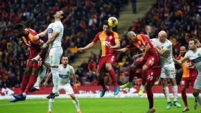 Galatasaray'a bir darbede Ankaragücü'nden