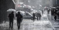 DOĞU ANADOLU - Meteorolojiden son dakika kuvvetli yağış uyarısı! O illerde yaşayanlar dikkat
