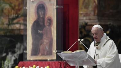 Papa'dan Ayasofya açıklaması!