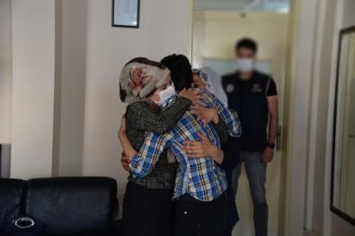 PKK'da çözülme sürüyor! Bir aile daha evladına kavuştu