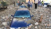 DEVLET HASTANESİ - Artvin'de sel felaketi! Acı haber geldi