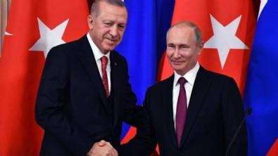 Cumhurbaşkanı Erdoğan ile Putin'den önemli görüşme!