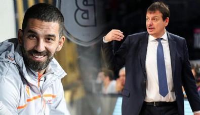 Ergin Ataman ve Arda Turan takım satın aldı!