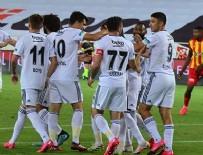 YENİ MALATYASPOR - Beşiktaş adım adım Avrupa'ya!