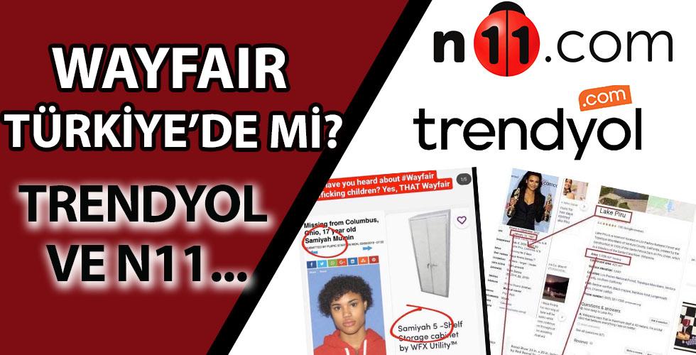Trendyol ve N11'de dikkat çeken ilan! Türkiye'de de bir Wayfair vakası mı başladı?