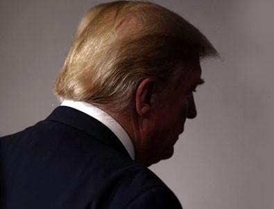Trump böyle açıkladı: 'Kontrolden çıktı!'