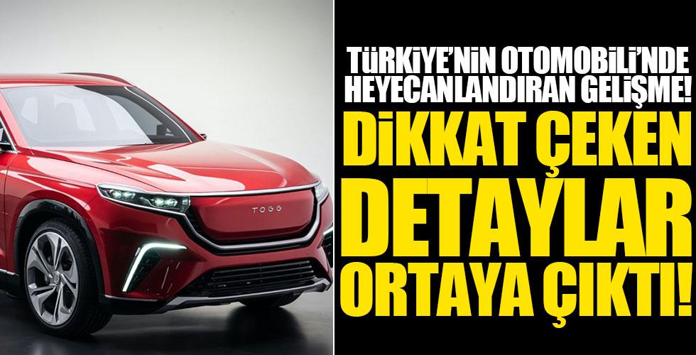 Türkiye'nin otomobilinde heyecanlandıran gelişme!