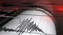 ANTALYA - Antalya'da korkutan deprem!