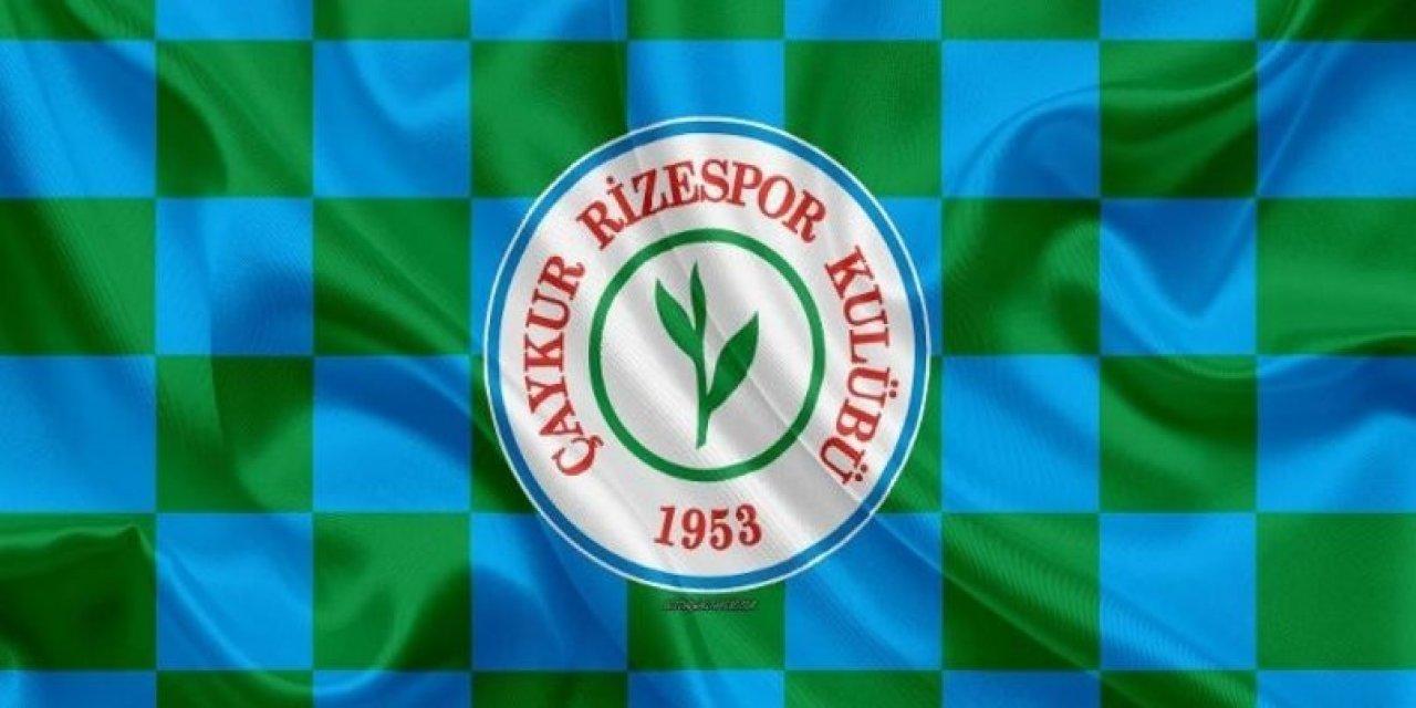 Çaykur Rizespor'da o isim istifa etti!