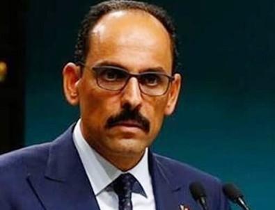 Cumhurbaşkanlığı Sözcüsü İbrahim Kalın'dan NATO'ya 15 Temmuz tepkisi