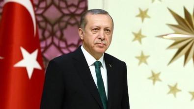 Cumhurbaşkanı Erdoğan şehit aileleriyle buluştu!