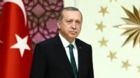 ALLAH - Cumhurbaşkanı Erdoğan şehit aileleriyle buluştu!