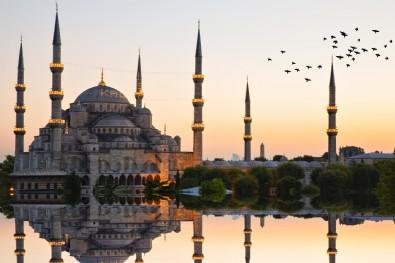 İstanbul'daki camilerde 15 Temmuz şehitleri için Kur'an okundu