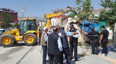 Kentin Görünümünü Bozan Barakalar Kaldırıldı