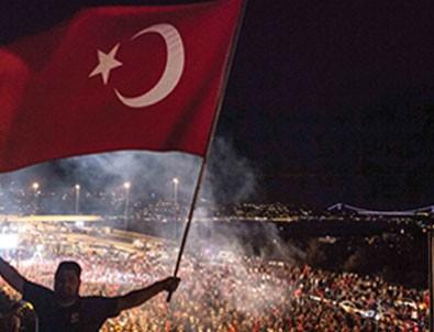 O ülkeden Türkiye'ye destek mesajı!