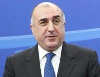 MEVLÜT ÇAVUŞOĞLU - Azerbaycan Dışişleri Bakanı görevden alındı